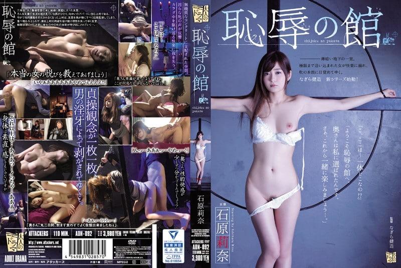 Rina Ishihara เสียวยกร่องห้องแห่งราคะ ADN-092