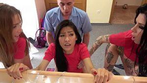 ดูหนังโป๊24Fake Hostel Italian Thai and Czech soccer babes squirting in crazy orgy tag_star_name: <span>Poopea Pons</span>