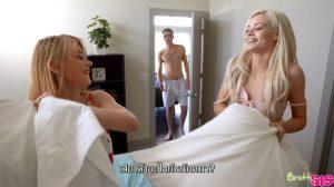 ดูหนังโป๊24BrattySIS – Promiscuous Sisters จิมมี่พุ่งหลาวน้องสาวขี้เล่น ดูหนังโป๊ 2020